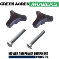 HANDLE BOLT AND KNOB FOR VICTA   LAWN MOWERS