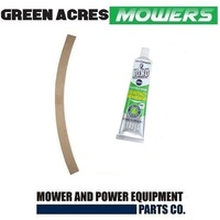 DRIVE CONE CLUTCH CORK LINING + CLUE ROVER & SCOTT BONNAR CYLINDER MOWERS A453860