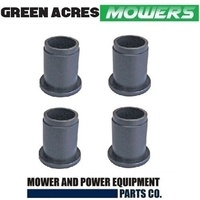 4 x KING PIN & WHEEL BUSH MTD RIDE ON MOWER 741-0487 , 941-0487