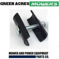 LAWN MOWER LOWER HANDLE SADDLE & BOLT ASSEMBLY FOR VICTA MOWERS   CH80854