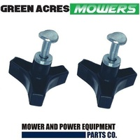 LAWNMOWER HANDLE KNOBS SCREWS BOLTS HONDA ROVER MASPORT VICTA HEAVY DUTY MOWER