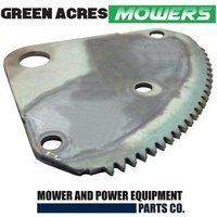 RIDE ON MOWER STEERING SECTOR GEAR FOR MURRAY AND ROVER LAWN MOWERS    094121MA