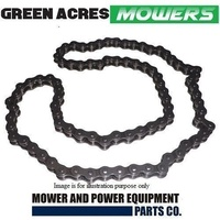 AUTO DRIVE CHAIN FIT SELECTED ROVER RANGER MOWERS A012210
