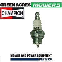 SPARK PLUG CHAMION CJ6Y FOR SELECTED CHAINSAWS AND TRIMMERS