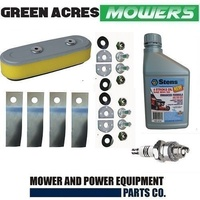 LAWNMOWER SERVICE KIT FOR HONDA HRU194  HRU196  HRU216 MOWERS WITH GXV160 MOTORS