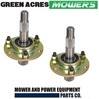 "2 X RIDE ON MOWER SPINDLE ASSY FOR MTD 36,38,39""  MOWERS  717-0900 , 917-0900"