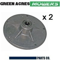 2 x SPINDLE HOUSING FOR MURRAY & VIKING MOWERS 92574 24385 492574