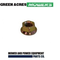 RIDE ON MOWER SPINDLE NUT FOR MTD YARDMAN CUB CADET 712-0417 ,  912-0417