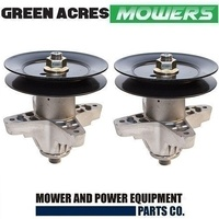 "2 X BLADE SPINDLE ASSY FOR 50 & 54"" MTD , CUB CADET ROVER MOWERS   918-04126"