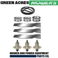 "DECK KIT FOR 48"" JOHN DEERE MOWERS  LA145 LA155 LA165  X140 X165 D140"