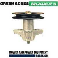 "SPINDLE ASSY FOR  MTD CUB CADET RIDE ON  MOWERS 42"" CUT 918-0659 , 618-0659"
