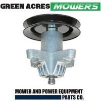 RIDE ON MOWER SPINDLE ASSY FOR SELECTED MTD , ROVER , 918-04474 , 618-04474