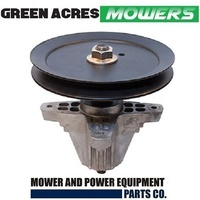 RIDE ON MOWER SPINDLE ASSY FOR SELECTED MTD ,ROVER , TROY BILT , MOWERS 918-04865