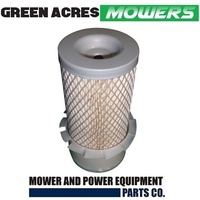 AIR FILTER FOR SELECTED KUBOTA JOHN DEERE AND TORO RID ON MOWERS