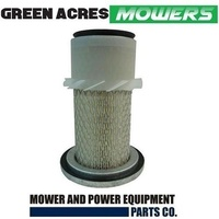 AIR FILTER FOR SELECTED KUBOTA RIDE ON MOWER