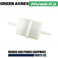 FUEL FILTER FOR SELECTED KOHLER COMMANDER PRO AND COURAGE MOTORS