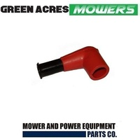 UNIVERSAL LAWN MOWER CHAINSAW SPARK PLUG COVER BOOT SCREWS INTO 5mm LEAD