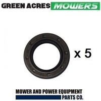 5 X LAWNMOWER OIL SEAL FOR VICTA MOWERS 20mm  HA25003A