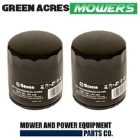 2 X STENS OIL FILTER FOR BRIGGS AND STRATTON MOTORS (LONG) 491056 , 491096S