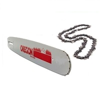 "OREGON CHAINSAW CHAIN AND BAR FOR SELECTED 14"" JOHN DEERE 52DL 3/8LP 043 SAWS"