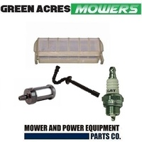 CHAINSAW SERVICE KIT WITH AIR FITLER HOUSING FITS STIHL 021 , 023 , 025 , MS210 , MS230 , MS250