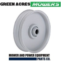 RIDE ON MOWER FLAT IDLER PULLEY FOR SELECTED MTD MOWERS OEM 756-0515