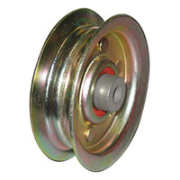 FLAT IDLER PULLEY FOR HUSQVARNA RIDE ON  MOWER OEM 532 13 14 94   532173438