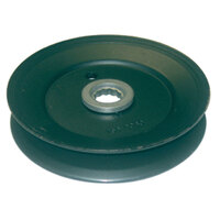 RIDE ON MOWER SPINDLE PULLEY MTD CUB CADET 42 INCH DECK  756 0980