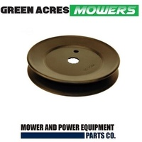 SPINDLE PULLEY FOR SELECTED CUB CADET 46 INCH CUT RIDE ON MOWER 756-1188