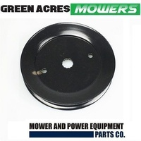 BLADE SPINDLE PULLEY FOR SELECTED McCULLOCH RIDE ON MOWERS 197473