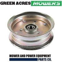 RIDE ON MOWER DECK IDLER PULLEY FOR SELECTED CUB CADET MODELS 756-05034