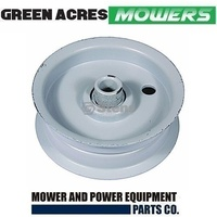 RIDE ON MOWER FLAT IDLER PULLEY FITS SELECTED MTD MOWERS   756-0981   756-04224