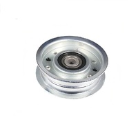 RIDE ON MOWER FLAT IDLER PULLEY FITS SELECTED TORO MOWERS   105874
