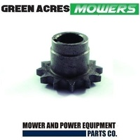 "MOTOR DRIVE SPROCKET FITS 17"" ROVER AND SCOTT BONNAR CYLINDER MOWERS"