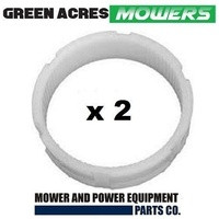 2 X STARTER RING FOR STIHL 08S 041AV 045AV 056AV FS20 FS410