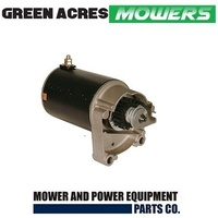 RIDE ON MOWER STARTER MOTOR FOR BRIGGS AND STRATTON 14 - 18 HP
