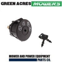 IGNITION SWITCH FITS  SELECTED L & X SERIES JOHN DEERE MOWERS GY20074 , GY20680