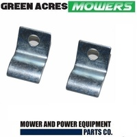 2 X LAWNMOWER AXLE CLIPS FOR VICTA MOWERS CH84863D