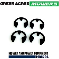 LAWNMOWER E CLIP WHEEL RETAINER FOR VICTA MOWERS  CH80159B