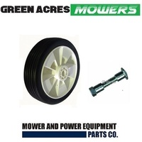 RIDE ON MOWER DECK WHEEL FOR GREENFIELD MOWERS  GT1364