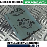 6 X SAFETY SEAL TUBELESS TYRE REPLACEMENT PLUGS IDEAL FOR RIDE ON MOWERS