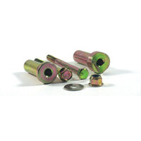 RIDE ON MOWER DECK WHEEL AXLE BOLT KIT  JOHN DEERE AM116299 , AM133602