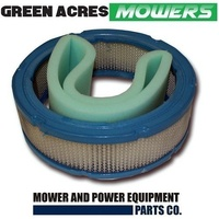 RIDE ON MOWER AIR FILTER FOR  BRIGGS AND STRATTON MOTORS   392642    394018