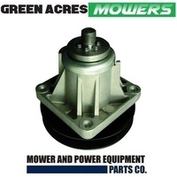 MTD RIDE ON MOWER 918-0430A , 618-0240 918-0240 DECK SPINDLE WITH PULLEY
