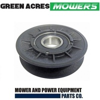 DECK V-IDLER PULLEY FOR JOHN DEERE, SABRE RIDE ON MOWER GX20286