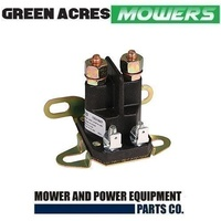 RIDE ON MOWER UNIVERSAL SOLENOID 4 TERMINAL 12 VOLT UNIVERSAL MOUNTINGS