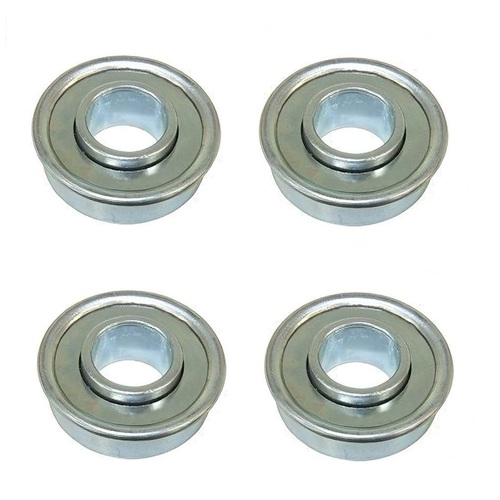4 x FRONT WHEEL BEARING FOR GREENFIELD JOHN DEERE AND MTD MOWER
