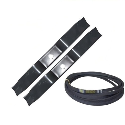 38 INCH BLADES AND BELT KIT FOR MURRAY RIDE ON MOWER 95104E701 037X86MA