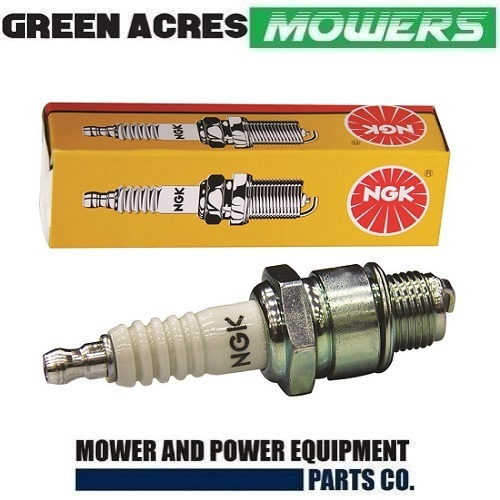 LAWNMOWER SPARK PLUG NGK BPR4ES PLUG FOR MOST KAWASAKI TWIN CYLINDER OHV MOTORS