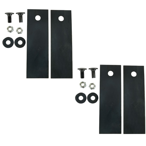 AUSTRALIAN MADE RIDE ON MOWER BLADE KIT FOR ROVER RIDE ON MOWERS  A0673K A01656
